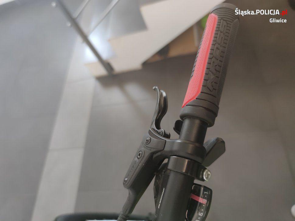 Gliwice. Policja szuka właściciela, rower do odebrania
