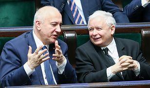 Wybory parlamentarne. Joachim Brudziński, Jarosław Kaczyński