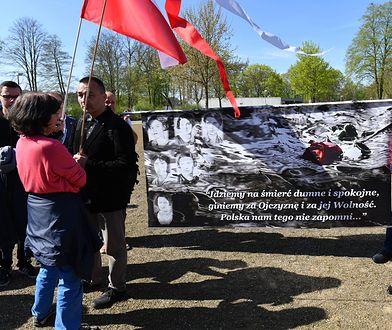 Uroczystości 73. rocznicy wyzwolenia obozu w Ravensbrueck w kwietniu 2018 r.