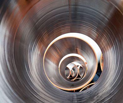 Nord Stream 2 powstaje w błyskawicznym tempie 2,5 km na godzinę.