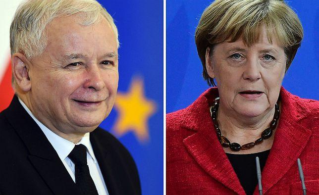 Spotkanie Kaczyński-Merkel. Prof. Stempin: po co rozmawiać z waletem czy damą, skoro można z królem