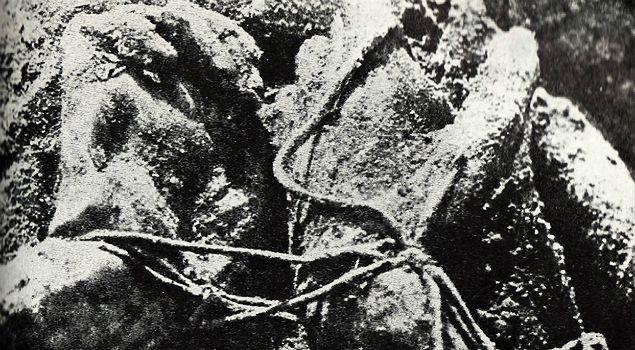 Oficerowie Wojska Polskiego żydowskiego pochodzenia zamordowani przez NKWD w Bykowni
