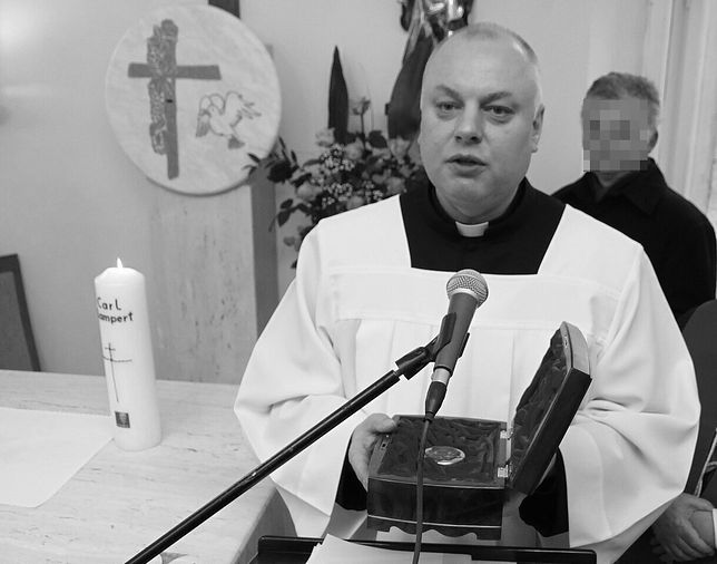 Zmarł ks. Andrzej Dymer