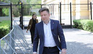 Michał Dworczyk zaatakowany przez hakerów. Rząd rozważał użycie wojska do stłumienia Strajku Kobiet?