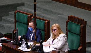 Koronawirus w Polsce. Wicemarszałek Sejmu Małgorzata Gosiewska zakażona SARS-CoV-2