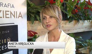 Aneta Kręglicka: Maciej Zień jest zdeterminowany, żeby robić to, co kocha