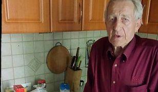Pan Włodzimierz - emeryt z Nowej Huty, o którym mówi cała Polska