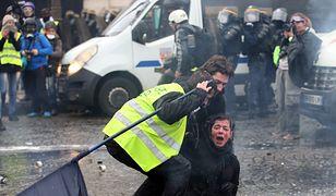 Europosłowie PiS chcą zainteresować Europę wydarzeniami na ulicach Francji.