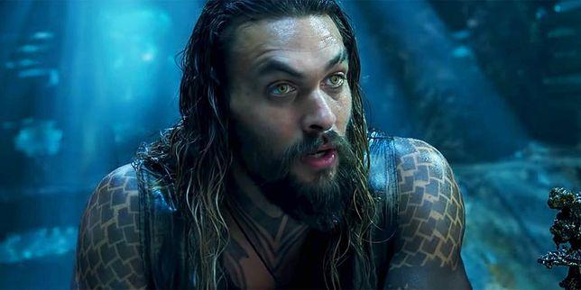 """Aquaman"": Jason Momoa i ocean dodatków [RECENZJA BLU-RAY]"