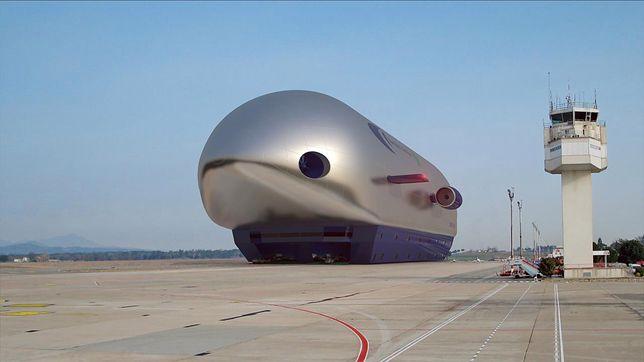 Firma Varialift Airships buduje sterowiec zasilany energią słoneczną z silnikami odrzutowymi.