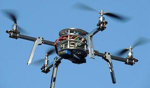 Nowy problem Białego Domu: drony