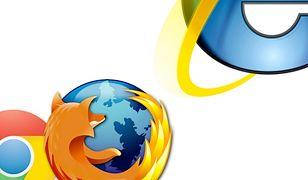 Chrome, Firefox i IE 10 nie przetrwały ataku hakerów