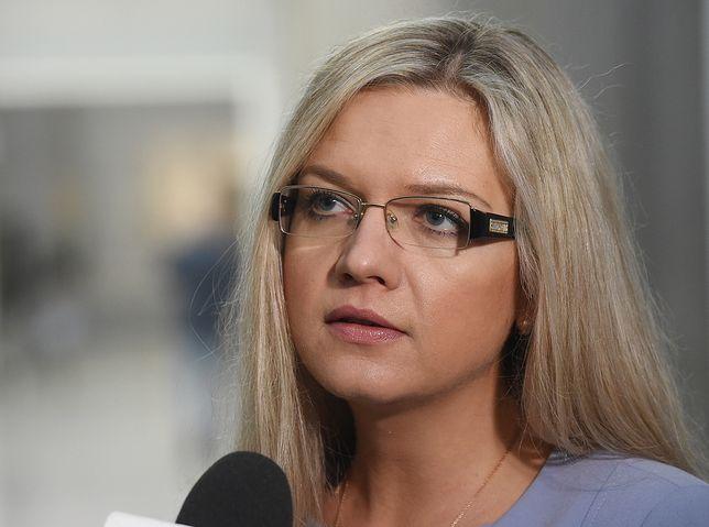 Małgorzata Wassermann przekonuje, że jest wdzięczna Antoniemu Macierewiczowi