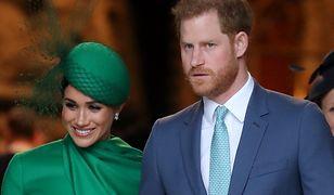 Meghan Markle i książę Harry pokazali się po dłuższej przerwie