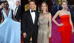 Najpiękniejsze kreacje Oscarów 2014!