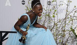 Lupita Nyong'o Kopciuszkiem Oscarów!