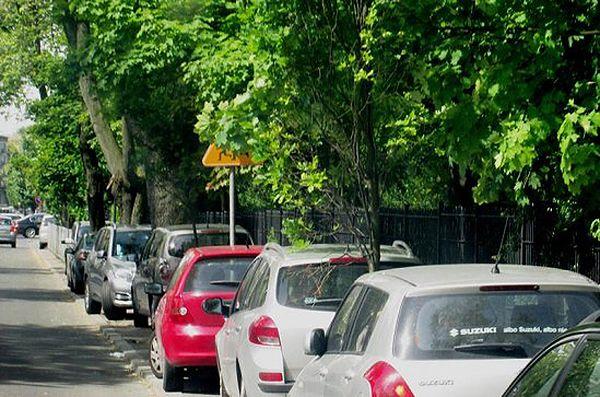 Warszawski ZOM apeluje: zgłaszajmy zasłonięte znaki drogowe
