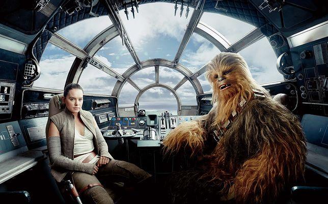 """Czy """"Gwiezdne Wojny: Ostatni Jedi"""" zgarną Oscara za efekty specjalne? Dotychczas tylko czwarta część sagi z 1977 r. otrzymała tę statuetkę"""