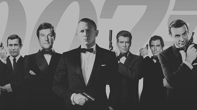 W HBO GO będzie można obejrzeć 24 filmy z Jamesem Bondem.