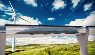 Jaworzno chce udostępnić teren pod tor testowy Hyperloopa. Jest list intencyjny