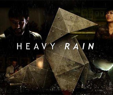"""""""Heavy Rain"""". Sprawdź różnice pomiędzy wersjami na PS4 i na pecety"""