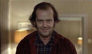 W Jacka Torrance'a wcielił się Jack Nicholson