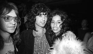 Jimmy Page i Lori Maddox