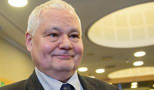 Zarobki prezesa Glapińskiego wypadają marnie na tle prezesów komercyjnych banków.