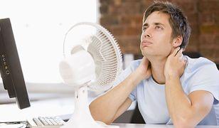 Pracodawca nie ma ustawodawczego obowiązku zainstalowania klimatyzacji. Choć jeśli jej nie ma, to w biurze powinny się pojawić wentylatory.