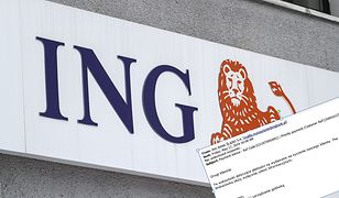 ING ostrzega przed fałszywymi mailami