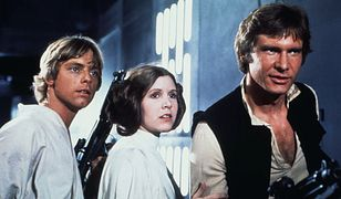 Luke Skywalker wspomina księżniczkę Leię. Wkrótce pierwsza rocznica śmierci Carrie Fisher