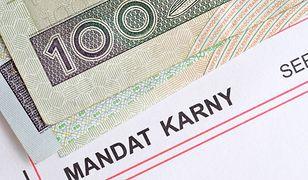 Na opłacenie mandatu zwykle jest tylko tydzień. To się wkrótce może zmienić