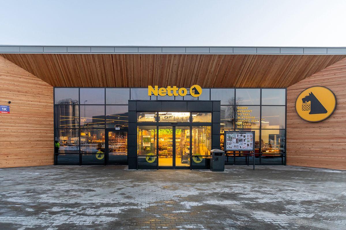 Netto będzie otwarte w niedzielę.