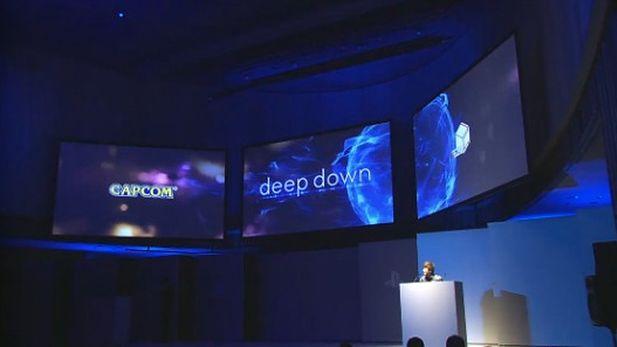 Na konferencji w Japonii Sony pokazało sporo gier na PS4 i Vitę. Yakuza, Deep Down, nowa gra Sudy 51...