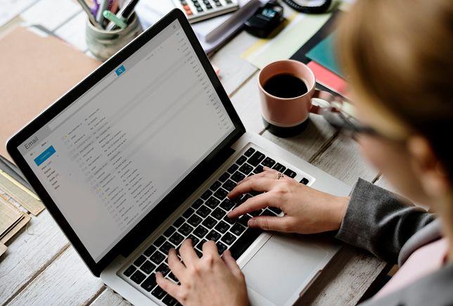 Aby założyć skrzynkę mailową, nie potrzeba zbyt wiele wysiłku.