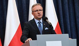 Krzysztof Szczerski zapewniał, że USA jest pozytywnie nastawione do idei amerykańskich wojsk w Polsce