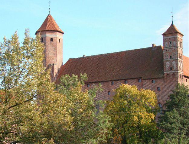 Na zamku w Lidzbarku Warmińskim zamurowano nową kapsułę czasu