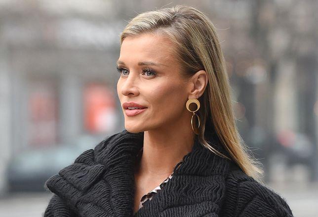 Joanna Krupa nie mogła przyjechać do Polski na finał programu.