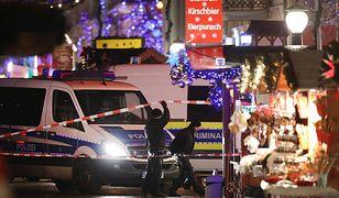 Bomba na jarmarku bożonarodzeniowym była próbą szantażu wobec firmy kurierskiej
