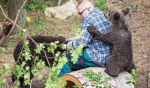 Niedźwiedzica i jej pies