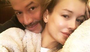 Joanna Krupa i jej mąż Douglas Nunes nie planują jeszcze powiększania rodziny