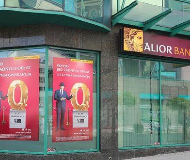 Alior Bank. Spore zmiany od 14 września