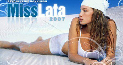 Miss Lata 2007 - Koniec konkursu