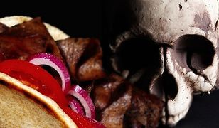 Kebab z nieboszczykiem