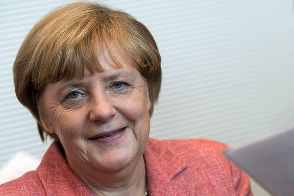 Merkel: chciałam otworzyć restaurację