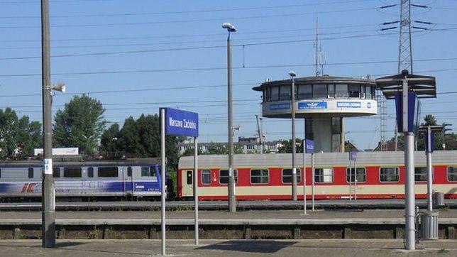 Stacja Warszawa Zachodnia. PLK usprawni ruch