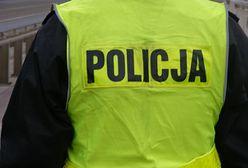 Ustawka pseudokibiców na autostradzie A2. Interweniowała policja