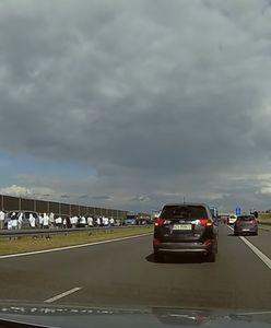 Kilkudziesięciu pseudokibiców usłyszało zarzuty za ustawkę na autostradzie A4