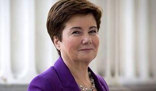 """Gronkiewicz-Waltz o referendum: """"jedna koza została wyprowadzona"""""""