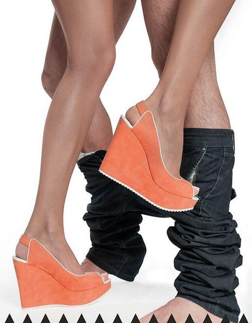 Modne obuwie na wiosnę i lato
